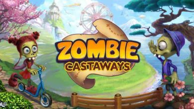 "Photo of دانلود بازی اندروید Zombie Castaways 4 – بازی مدیریتی و سرگرم کننده"" زامبی عاشق """