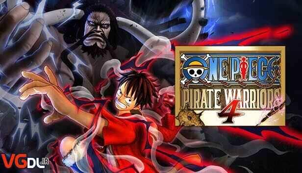 دانلود بازی One Piece Pirate Warriors 4