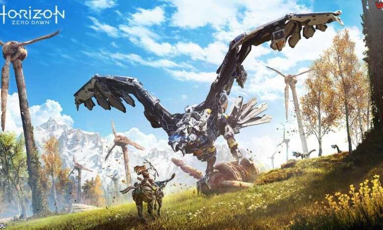 دانلود بازی Horizon Zero Dawn برای کامپیوتر