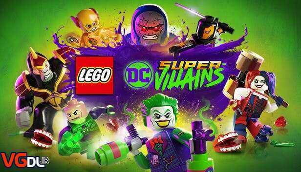 fd500c76fdc5ba10fabb62cb08a5a8c000207740 - دانلود بازی LEGO DC Super Villains Shazam + DLCs نسخه کم حجم و فشرده برای کامپیوتر