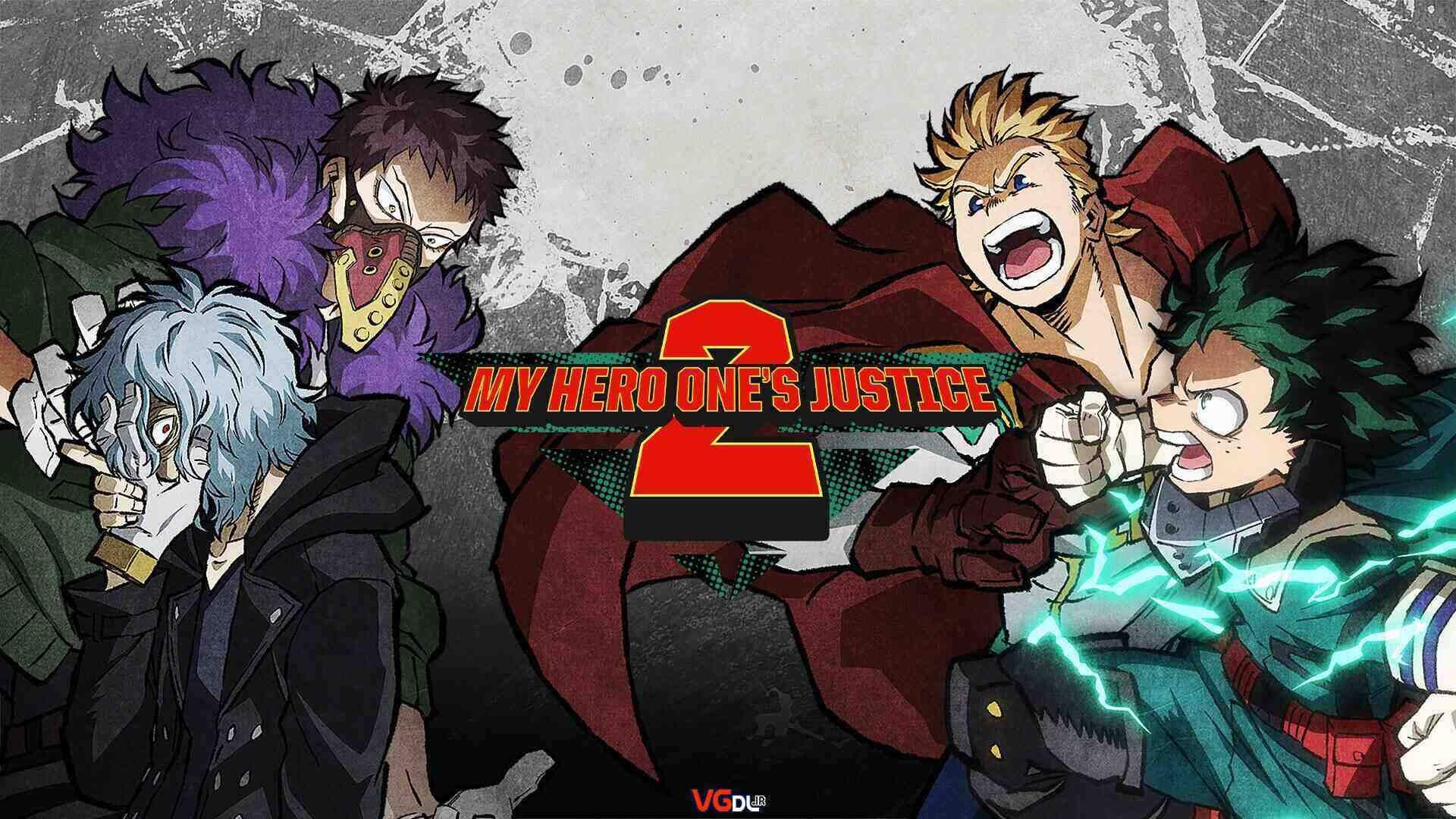 دانلود بازی My Hero Ones Justice 2