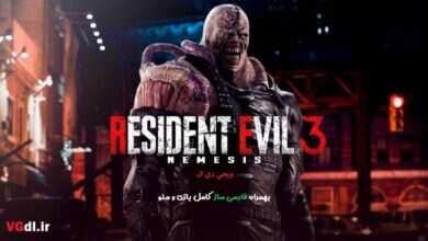 Photo of دانلود Resident Evil 3 remake + all update +فارسی ساز FitGirl , CHRONOS نسخه فارسی کم حجم و فشرده