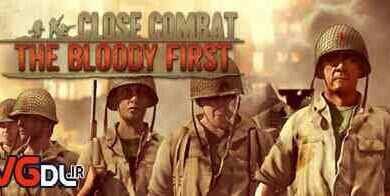 دانلود بازی Close Combat The Bloody First