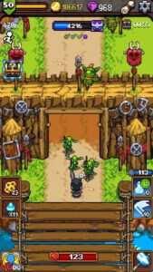 "Dash Quest Heroes 5 169x300 - دانلود بازی اندروید Dash Quest Heroes – بازی ماجراجویی و اکشن "" قهرمانان ماجراجو """
