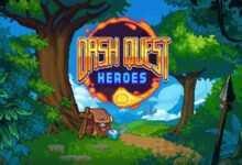 "Photo of دانلود بازی اندروید Dash Quest Heroes – بازی ماجراجویی و اکشن "" قهرمانان ماجراجو """