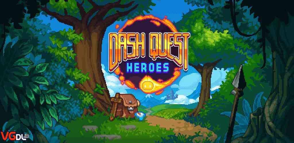 دانلود بازی Dash Quest Heroes