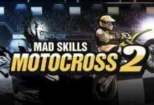 دانلود بازی Mad Skills Motocross 2