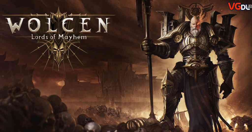 دانلود بازی Wolcen Lords of Mayhem