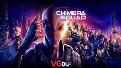 دانلود بازی XCOM Chimera Squad