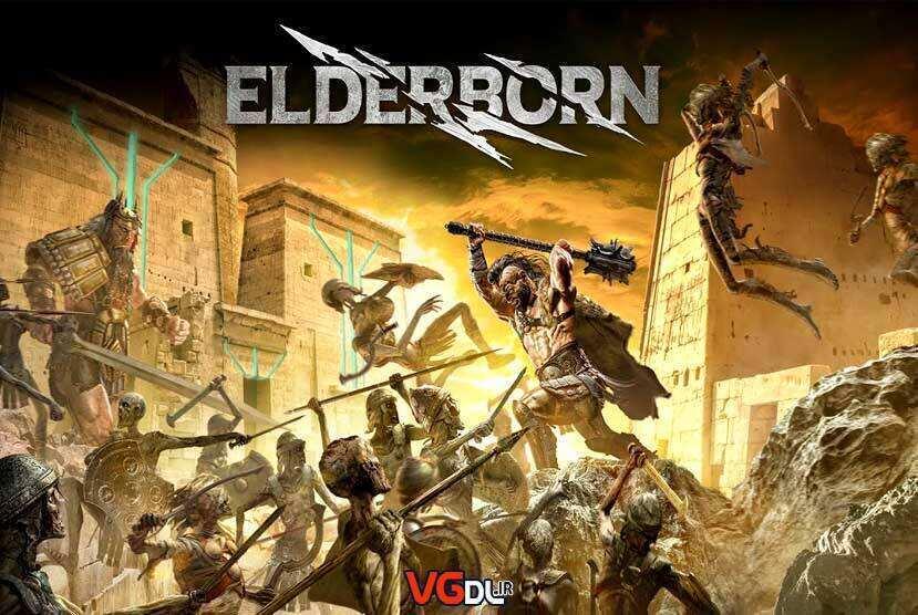 دانلود بازی ELDERBORN All Update برای کامپیوتر (فانتزی،اکشن،شمشیری)