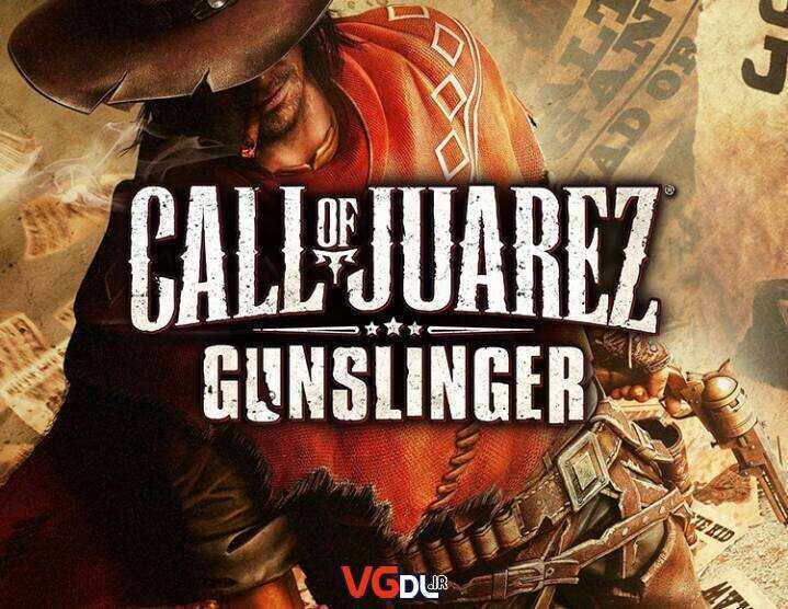 دانلود دانلود بازی Call of Juarez Gunslinger