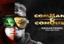 دانلود بازی Command and Conquer Remastered Collection نسخه ریمستر فرمان و تسخیر