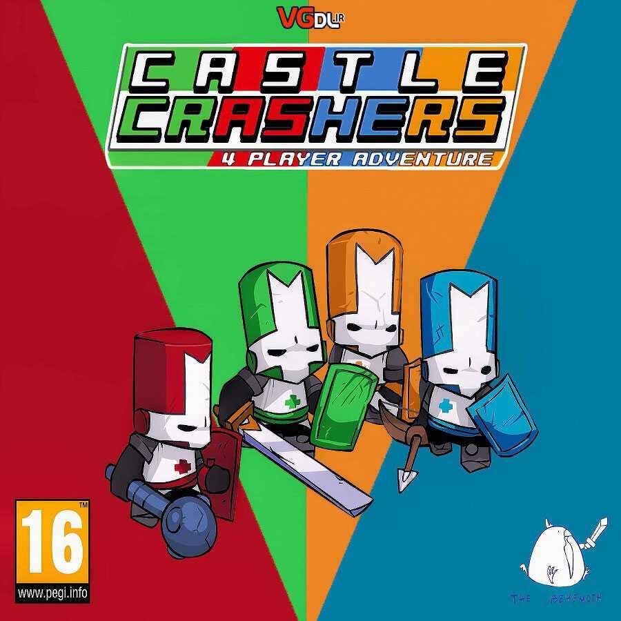 دانلود بازی Castle Crashers