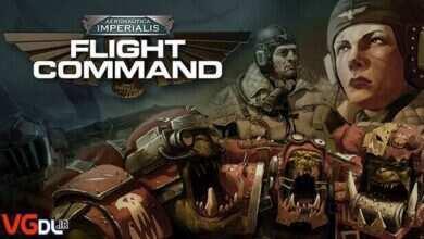 دانلود بازی Aeronautica Imperialis Flight Command (استراتژیک) شبیه سازی جنگنده ها