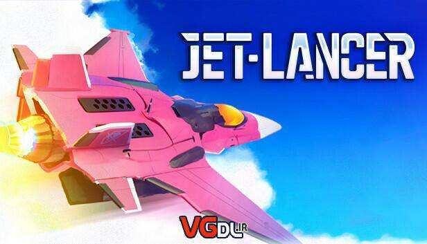 بازی Jet Lancer برای کامپیوتر جت های جنگنده