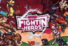 Photo of دانلود بازی Thems Fightin Herds (مبارزه ای، دونفره)