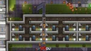 بازی Prison Architect