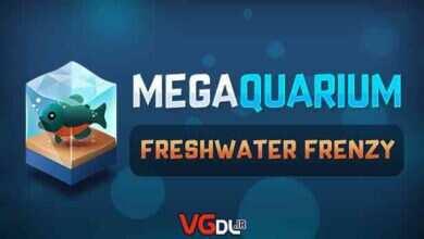 دانلود بازی Megaquarium
