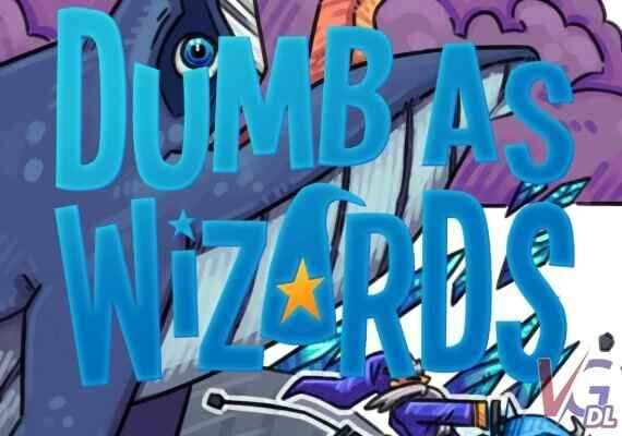 دانلود بازی کامپیوترDumb As Wizards