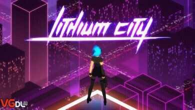 دانلود بازی Lithium City برای کامپیوتر pc (اکشن فکری و سریع)