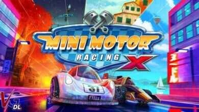 دانلود بازی کامپیوترMini Motor Racing X