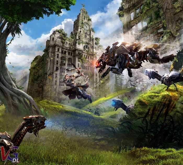 5062a7105347547a8236a5fea505be64 - دانلود بازی Horizon Zero Dawn - Complete Edition + All DLC and UPDATES نسخه FitGirl , CODEX - افق صفر: سپیده دم