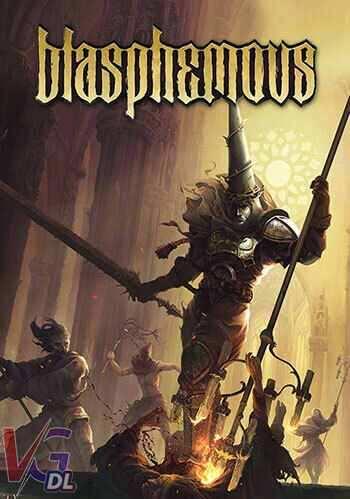 Blasphemous pc cover small - دانلود بازی Blasphemous The Stir of Dawn + all update نسخه FitGirl , PLAZA کم حجم و فشرده
