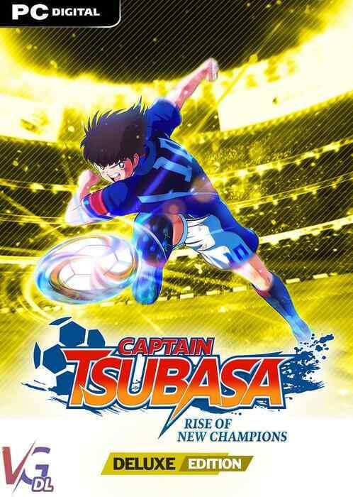 دانلود بازی Captain Tsubasa Rise of New Champions