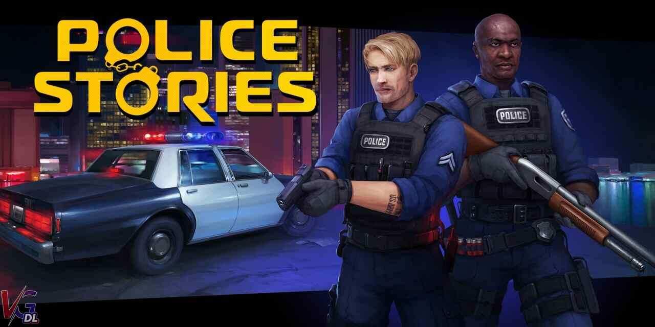 دانلود بازی کامپیوترPolice Stories