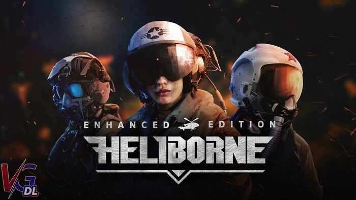 دانلود بازی کامپیوترHeliborne Enhanced Edition