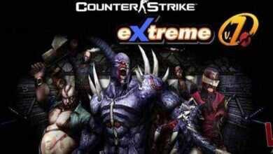دانلود بازی کامپیوترCounter Strike Xtreme