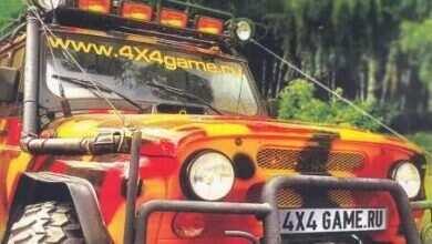دانلود بازی کامپیوترUAZ Racing 4×4