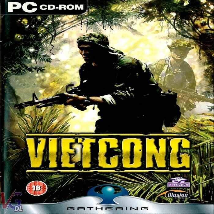دانلود بازی کامپیوترVietcong 1