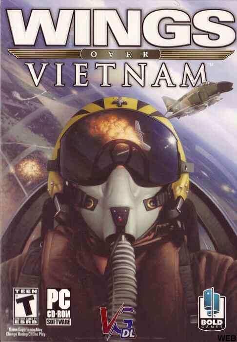 دانلود بازی کامپیوترWings Over Vietnam