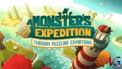 دانلود بازی کامپیوترA Monsters Expedition