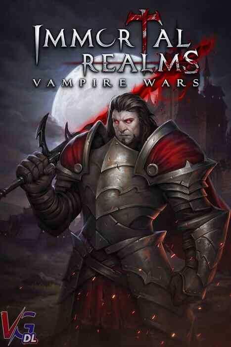 دانلود بازی کامپیوترImmortal Realms Vampire Wars