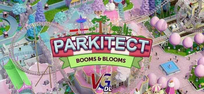 دانلود بازی کامپیوترParkitect Booms and Blooms