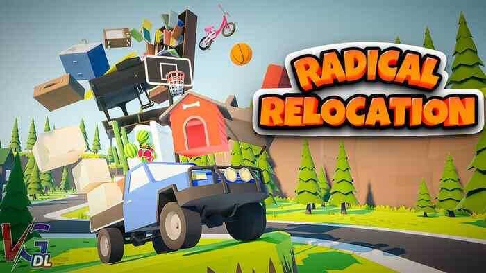 دانلود بازی کامپیوترRadical Relocation