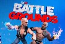 دانلود بازی کامپیوترWWE 2K Battlegrounds
