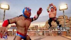 WWE 2K Battlegrounds11 300x169 - دانلود بازی WWE 2K Battlegrounds + all update نسخه CHRONOS کم حجم و فشرده(کشتی کج بتلگراند)