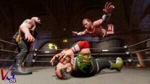 WWE 2K Battlegrounds12 300x169 - دانلود بازی WWE 2K Battlegrounds + all update نسخه CHRONOS کم حجم و فشرده(کشتی کج بتلگراند)