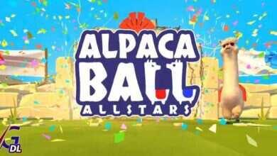 دانلود بازی کامپیوترAlpaca Ball Allstars