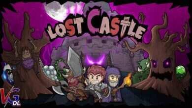 دانلود بازی کامپیوترLost Castle