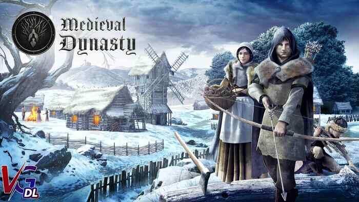 دانلود بازی کامپیوترMedieval Dynasty