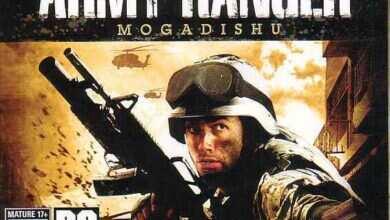دانلود بازی کامپیوترArmy Ranger Mogadishu