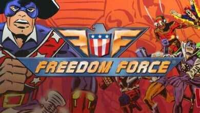 دانلود بازی کامپیوترFreedom Force