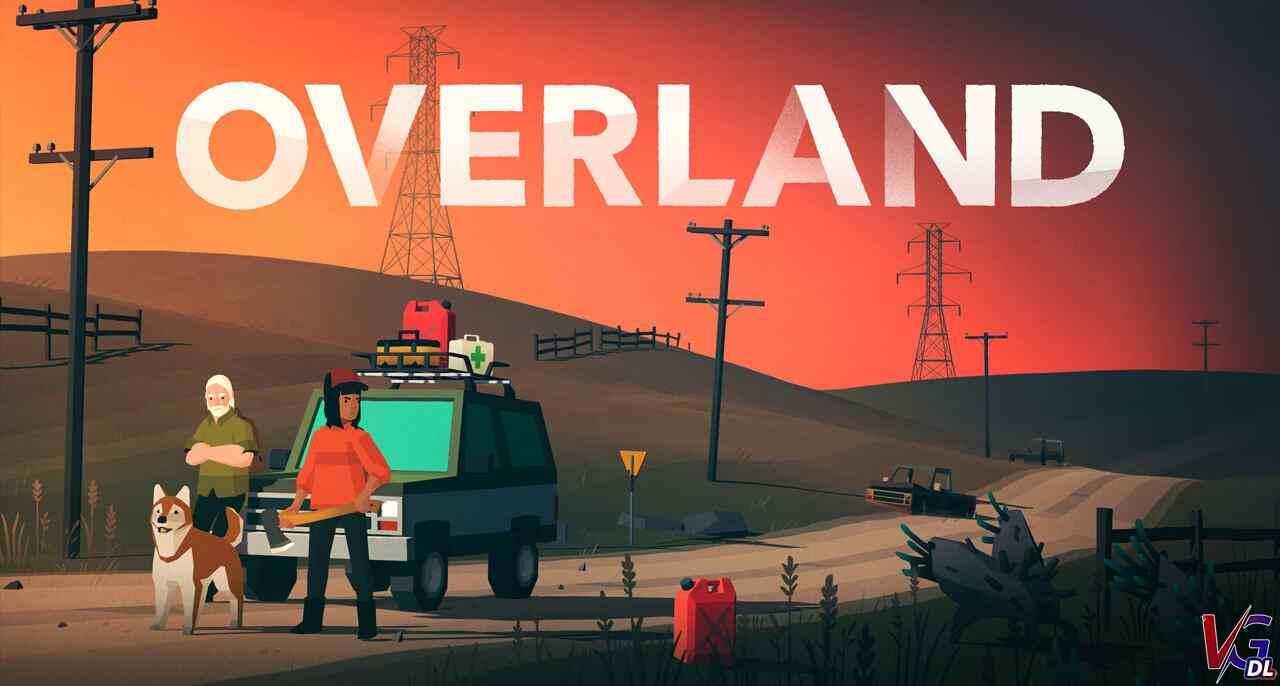 دانلود بازی کامپیوترOverland