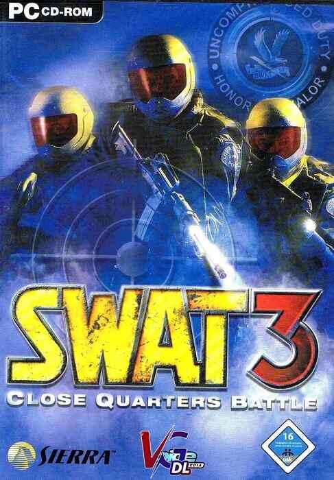دانلود بازی کامپیوترSWAT 3 Close Quarters Battle