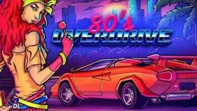 دانلود بازی کامپیوتر80s OVERDRIVE