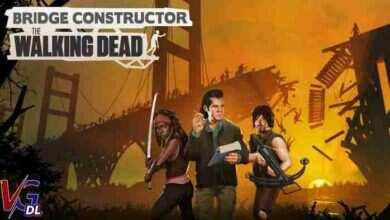 دانلود بازی کامپیوترBridge Constructor The Walking Dead